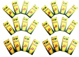 24 Boxes Crayola 4-ct. Crayon Party Favor Pack