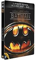 Batman - Combo Blu-Ray + DVD - Steelbook format Blu-Ray - Collection DC COMICS [Blu-ray] [Combo Blu-ray + DVD - Édition boîtier SteelBook]