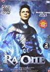 Ra One (2 Disc Set) Bollywood DVD with English Subtitles