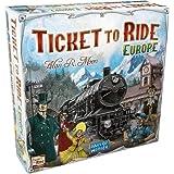 Ticket To Ride - Europe (Color: Multicolor, Tamaño: Standard)