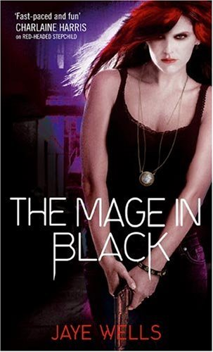 The Mage in Black (Sabina Kane, #2)