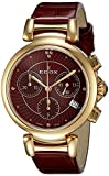 [エドックス]Edox 腕時計 LaPassion Analog Display Swiss Quartz Red Watch 10220 37RC ROUIR レディース [並行輸入品]