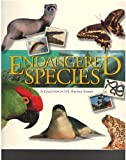 img - for Endangered Species -- a Collection of Us Postage Stamps book / textbook / text book