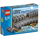 LEGO City 7499 Flexible Tracks Set