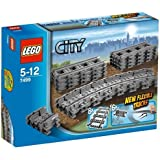Lego - A1104392 - Rails Flexibles - City