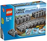 Toy - LEGO City 7499 Flexible Tracks