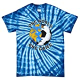 Soccer T Shirt One World One Game T Shirt