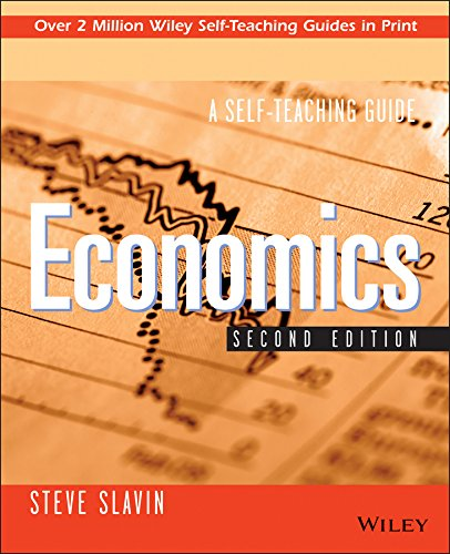 Economics: A Self-Teaching Guide