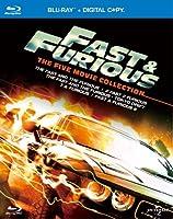 ワイルド・スピード ペンタロジー (期間限定生産) [Blu-ray]