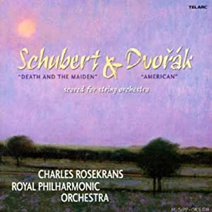 Schubert & Dvorak Quartets (Scored For String Orchestra)