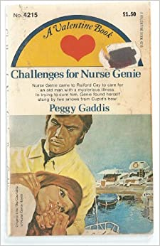 Image for Challenges for Nurse Genie