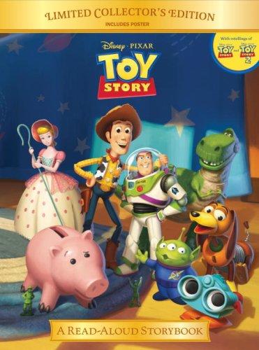 Toy Story (Disney/Pixar Toy Story) (Read-Aloud Storybook)
