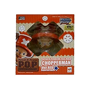P. O. P One Piece NEO-EX Chopper ver. RED Hiroshima NTT Cred Limited (japan import)