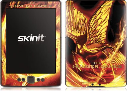 Skinit The Hunger Games Mockingjay Vinyl Skin for Amazon Kindle 4 WiFi