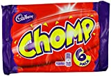 Cadbury Dairy Milk Chomp Multipack 9 g (Pack of 6)