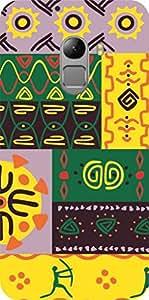 FotoAdda Designer Printed Back Cover for Lenovo Vibe K4 Note