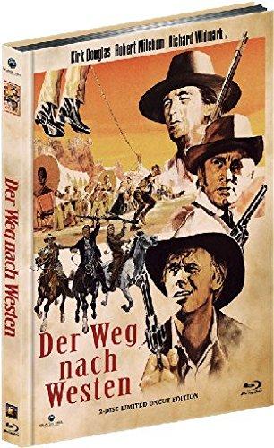 Der Weg nach Westen - Mediabook (+ DVD) [Blu-ray] [Limited Edition]