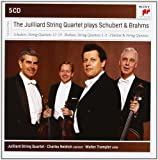 Juilliard String Quartet Plays Schubert & Brahms by Juilliard String Quartet (2014-05-03)
