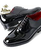 ALDEN 9373 オールデンFormal Plain Toe Bal フォーマル プレーントゥ バル ブラック パテント カーフ本革 シューズ【sep_pt】 8(26),-