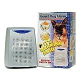 Electronic Guard Dog Security Intruder Alarm by Festive Lights