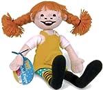Pippi Langstrumpf Kuschelpuppe