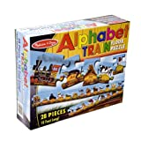 Melissa & Doug Alphabet Train Floor Puzzle ~ Melissa & Doug