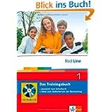 Red Line. Unterrichtswerk für Realschulen: Red Line 1. Das Trainingsbuch 5. Klasse. Passend zum Schulbuch; ideal...
