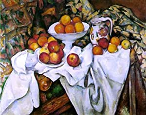"Apples and Oranges - 20"" x 25"" Premium Canvas Print: Posters & Prints"