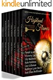 Highland Flames: A Scrolls of Cridhe Collection
