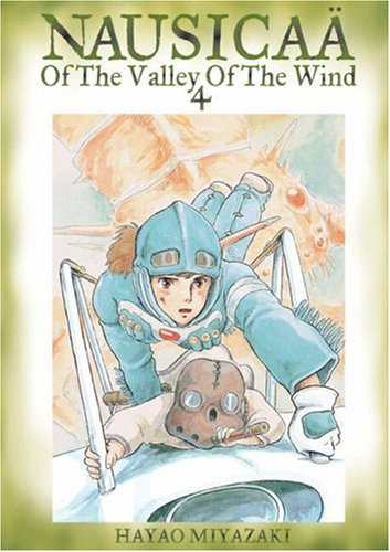 Nausicaa of the Valley of the Wind 4Hayao Miyazaki