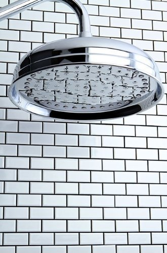 Shower Head- This is Victorian 10-inch Rain Fall Shower Head! Brass with Finish Triple-plated chrome Shower Heads! Guaranteed! by Victorian (Rain Shower Head Victorian compare prices)