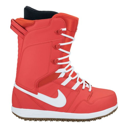 Nike Vapen Snowboard Boot 2014 - Gamma Orange/White UK 9.5