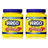 Argo Corn Starch 16 oz (Pack of 2)