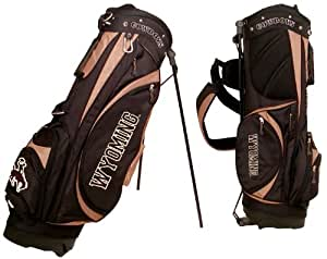 Wyoming Cowboys Golf Stand Bag