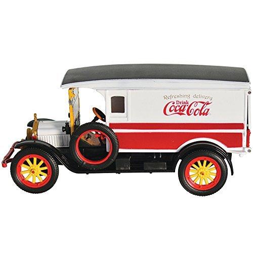 Collectible Vintage 1920 Coca-Cola Coke Van Delivery Truck Model Die Cast