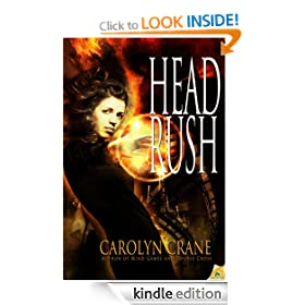 Head Rush: The Disillusionists Trilogy Series, Book 3 (The Disillusionist Trilogy)