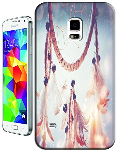 Phone Accessory Oil Paint Aeolian Bells Original Protective Color Print Hard Case Cover Back Cases For Samsung Galaxy S5 I9600 No.27