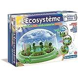 Clementoni-62209-Jeu Educatif - Scientifique-le laboratoire de l'écologie