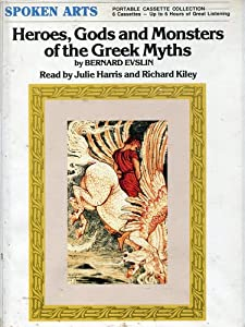 Heroes Gods And Monsters Of The Greek Myths With Teachers