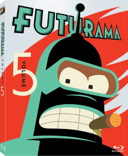 Futurama 5 [Blu-ray] [US Import]