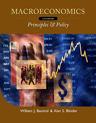 Bundle: Macroeconomics: Principles and Policy + Aplia(TM), 1 term Printed Access Card PDF