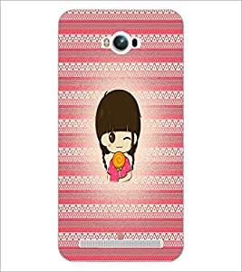 PrintDhaba Cartoon D-3314 Back Case Cover for ASUS ZENFONE MAX ZC550KL (2016) (Multi-Coloured)