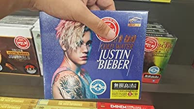 Justin Bieber Cold Water 3 Disc Audio Cd Music 59 Songs New Taiwan Import Original