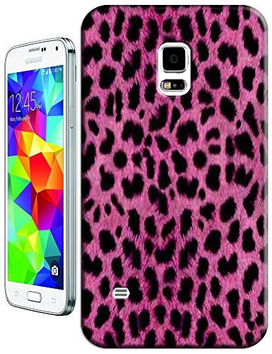 Apple Accessories Colorful Leopard Design Fashion Beautiful Cases For Samsung Galaxy I9600 S5 No.1