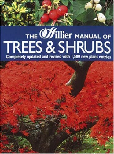 The Hillier Manual of Trees and Shrubs: Pocket Edition