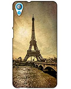 WEB9T9 Htc Desire 820 Back Cover Designer Hard Case Printed Cover