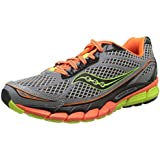 Saucony Men's Ride 7 Viziglo Running Shoe