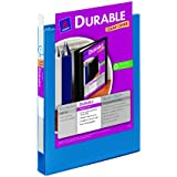 Avery Durable View Binder with 1 inch Ring, Dark Blue, 1 Binder (17831)