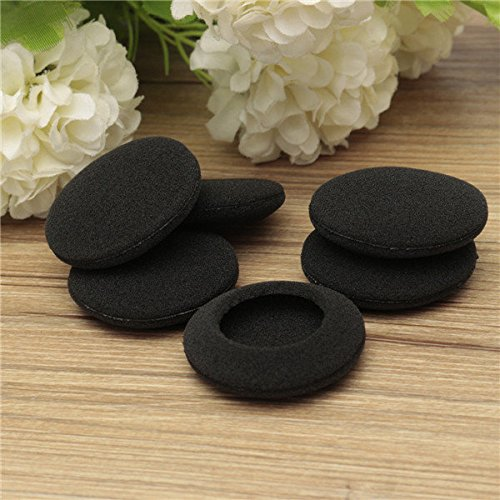 Pink Lizard 6 x Replacement Earphone Ear Pads Covers Sponge Foam Cushion For Koss Porta Pro PP (Replacement Earbud Covers Pink compare prices)