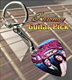 The Carpenters Premium Guitar Pick Keyring